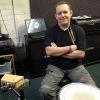 John Bolton - Drum Tutor at SORM Studios Bradford